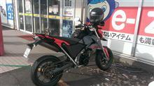 サンダ~さんのG650X moto 左サイド画像