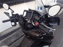 津 君さんのシルバーウィングGT400 インテリア画像