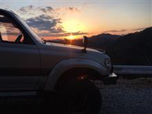おやじ太郎さんの愛車:トヨタ ランドクルーザー80