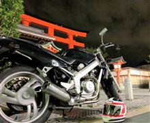 Kazu.sanさんのブロス650 左サイド画像