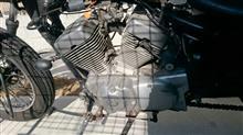 岡ヤんさんのXV250 ビラーゴ インテリア画像