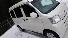 ふじからさんの愛車:トヨタ ピクシスバン