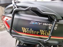 AMGワイバーンさんのスカイウェイブ650LX インテリア画像