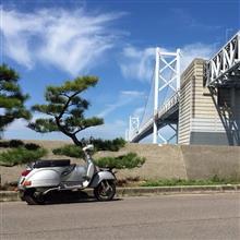 東風一号さんのベスパ P200E メイン画像