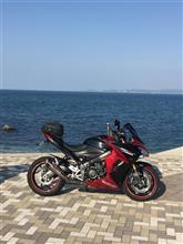 ★ウッドペッカーさんのGSX-S1000F ABS メイン画像