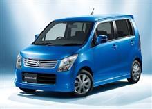 Moguriさんの愛車:スズキ ワゴンR