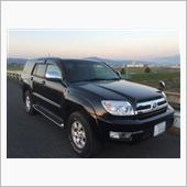 SHUNKI さんの愛車「トヨタ ハイラックスサーフ」