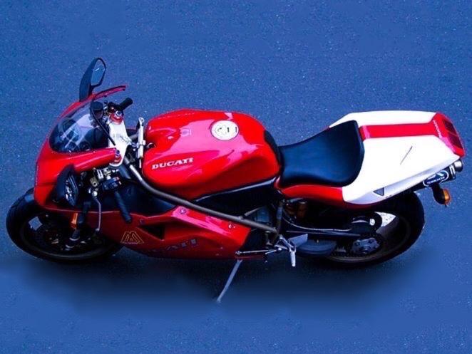 ドゥカティ 916SP