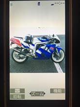 昔からエボさんのGSX-R400R 左サイド画像