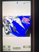 昔からエボさんのGSX-R400R リア画像