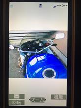 昔からエボさんのGSX-R400R インテリア画像
