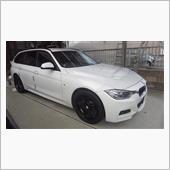 ももニャン さんの愛車「BMW 3シリーズ ツーリング」