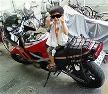 ゆうたんちんさんのGPZ400R リア画像
