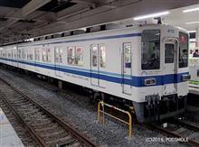 MOLEさんの東武鉄道 8000系 左サイド画像