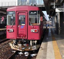 MOLEさんの長良川鉄道 ナガラ300形 リア画像