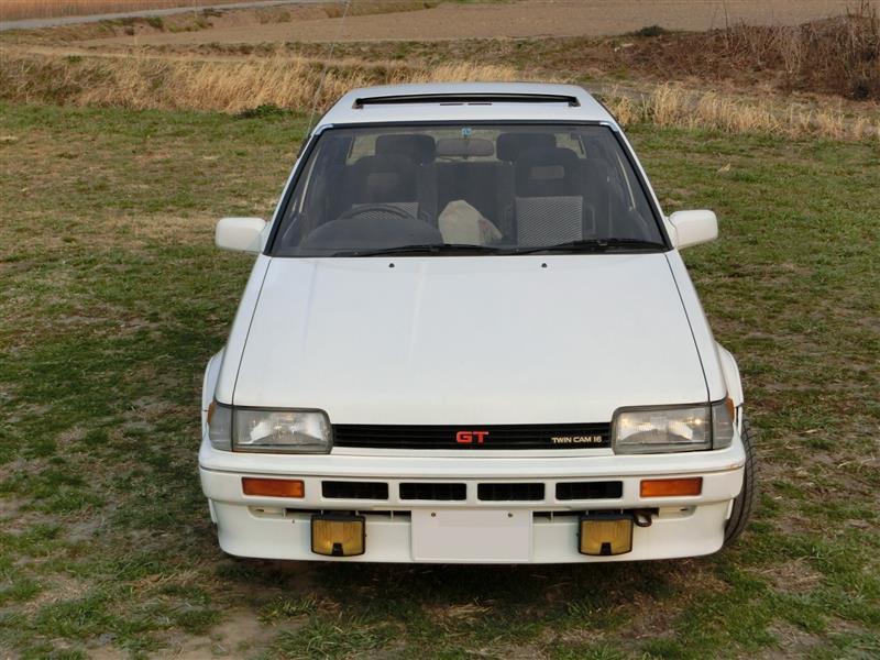 トヨタ カローラFX