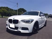 すーさん@M135iさんの愛車:BMW 1シリーズ ハッチバック