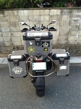vrやまさんのR1200GS アドベンチャー リア画像