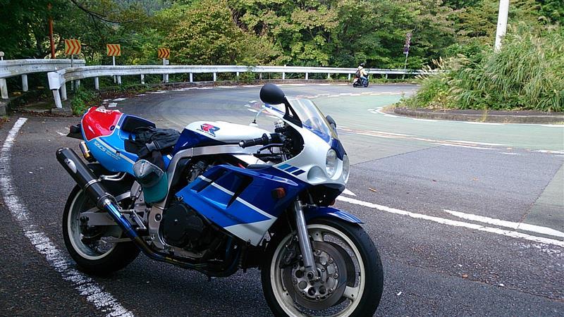 yu-750rkさんのGSX-R750R