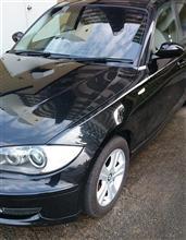 スティーズさんの愛車:BMW 1シリーズ ハッチバック