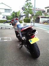 aki900rさんのXLR80R リア画像
