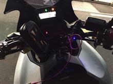 OgYaWaさんのNC750X インテリア画像