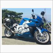 t o m oさんのK1200R Sport