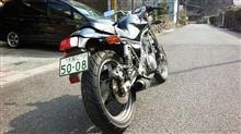 chanpuさんのSRX400 左サイド画像