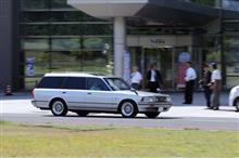 ほりおっちさんの愛車:トヨタ クラウンステーションワゴン