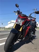 ちぃちゃん!さんのGSX-S1000 ABS リア画像