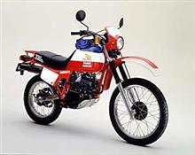 リ キさんのXL125R パリダカール メイン画像