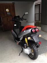 ぴしナビさんのSR50 リア画像