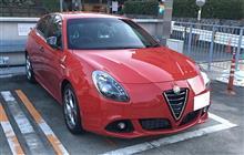 kamixさんの愛車:アルファロメオ ジュリエッタ