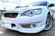 タニっケツさんの愛車:スバル レガシィB4