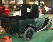 トルトゥーガさんのダットサン・トラック3135型 左サイド画像