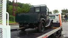 トルトゥーガさんのダットサン・トラック3135型 リア画像