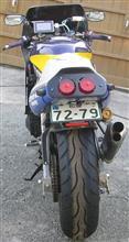 nonomura37さんのGSX-R1100 リア画像