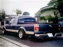 オガピーさんのB2200 リア画像