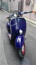 しんじ@大阪さんのベスパ 125 ET-3 プリマベラ メイン画像