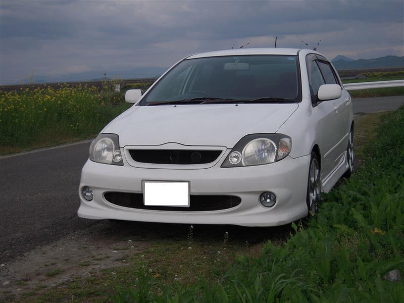 トヨタ カローラランクス