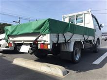 *240s*さんのバネットトラック リア画像