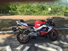 大喜さんのCBR929RR メイン画像