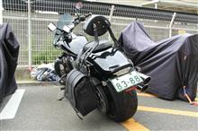 にってぃぃさんのXVS1300CU リア画像