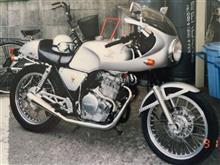 shucchiさんのGB400TT 左サイド画像