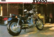 baachee530さんのXV400 ビラーゴ メイン画像