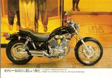 baachee530さんのXV400 ビラーゴ 左サイド画像
