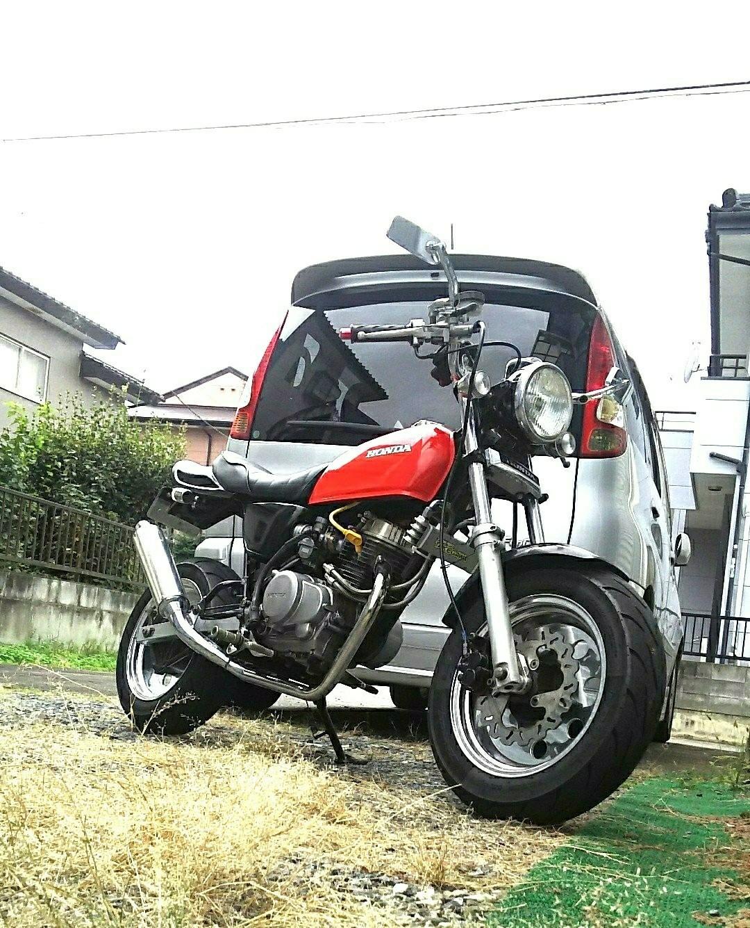 ホンダ エイプ50
