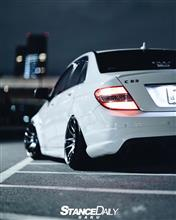 @sho@さんのAMG C63 Perfomance Package リア画像