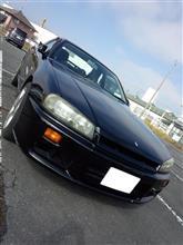 さんじゅうよんさんの愛車:日産 スカイライン