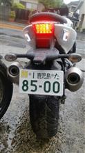 もぢおさんのGT250R インテリア画像